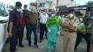 সন্দেশখালিতে আম্ফান বিধ্বস্ত এলাকা পরিদর্শনে কেন্দ্রীয় প্রতিনিধি দল