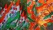 আম্ফান ত্রাণ দুর্নীতির অভিযোগ 'বুমেরাং' হল বিজেপির, তুলকালাম গাইঘাটা, ইটবৃষ্টি তৃণমূলের