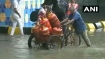অনবরত বৃষ্টিতে জলমগ্ন বাণিজ্য নগরী, কমলা সতর্কতা জারি মুম্বইয়ে