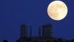 হ্যালোউইনের রাতে পূর্ণিমার 'নীল চাঁদে'র শোভা, বিরল ঘটনার সাক্ষী থাকল বিশ্ব