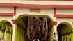 বাগবাজার সর্বজনীনে শুরু মহাষ্টমীর পুজো, পুস্পাঞ্জলী ভার্চুয়াল, করোনা কোপে বীরাষ্টমীর লাঠিখেলা বন্ধ