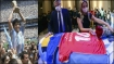 জার্সিতে 'মারাদোনা ১০' লিখে ফুটবল ঈশ্বরকে বিশেষ শ্রদ্ধা ফুটবলারদের
