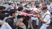 ধর্মঘটের জেরে কলকাতায় ব্যাহত যান চলাচল, বাম মিছিলে অবরুদ্ধ মৌলালি চত্বর