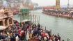 কোভিড আবহে কুম্ভ! করোনা বিধি ভুলে হরিদ্বারে একদিনেই গঙ্গা স্নান ৭ লক্ষ পুণ্যার্থীর