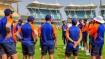 ইংল্যান্ডের বিরুদ্ধে চতুর্থ টেস্টের আগে আহমেদাবাদে টিম ইন্ডিয়ার অনুশীলন শুরু