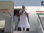 Live:বারাণসীতে পা রাখলেন মোদী! কাশী বিশ্বনাথধামে পুজো দিয়ে মেগা রোড শো খানিক বাদেই শুরু