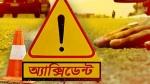 বৃষ্টির কলকাতায় মার্সিডিজে ধাক্কা জাগুয়ারের! ২ বাংলাদেশি নাগরিকের মৃত্যু