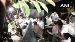 কংগ্রেস অফিস থেকে বাড়ি ফিরতেই অভিযান সিবিআই, ইডি! গ্রেফতার পি চিদাম্বরম