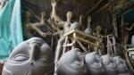 বাড়ছে খরচ, কাঁচামাল কিনতে দিতে হচ্ছে জিএসটি, মৃৎশিল্পীদের মধ্যে বাড়ছে ক্ষোভ