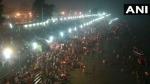 সুপ্রিম রায়ের পর মঙ্গলবার ৫ লক্ষেরও বেশি তীর্থযাত্রীর সমাগম অযোধ্যায়