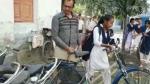 কালিয়াগঞ্জে ফের সবুজসাথীর সাইকেল বিলি শুরু