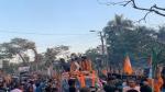 রাজ্যে বাস ১ কোটি বাংলাদেশি মুসলিমের! নাম না করে মমতাকে 'দেশ বিরোধী' অ্যাখ্যা দিলীপের