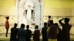 ধুমধামের সঙ্গে পুজো, বাংলা মেতেছে বাগদেবীর আরাধনায়