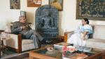 রাজভবনে রাজ্যপাল, মুখ্যমন্ত্রী বৈঠক! মমতার উপহার ফুল ও মিষ্টি