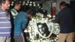 তাপস পালের কফিনবন্দি দেহ পৌঁছল কলকাতায়, বুধবারই রাষ্ট্রীয় মর্যাদায় শেষকৃত্য