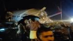 কেরলে টুকরো টুকরো এয়ার ইন্ডিয়া এক্সপ্রেস! দেশের মাটিতে বিমান পা রাখতেই মৃত ৩, ১৭৭ জন উদ্ধার