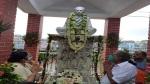 বহিরাগতের সাহায্য নিচ্ছে শাসক দল! তৃণমূলকে কালি দেবে মানুষ, বিদ্যাসাগরের জন্মদিবসে বিস্ফোরক লকেট