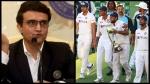 'ভারতীয় ক্রিকেটে চিরস্মরণীয় থাকবে গাব্বার জয়', বললেন বিসিসিআই সভাপতি সৌরভ