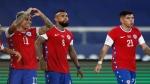 Copa America : উরুগুয়ের বিরুদ্ধে এগিয়ে গিয়েও আত্মঘাতী গোলে ছন্দপতন চিলির