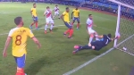 Copa America : রক্ষণের ভুল ও আত্মঘাতী গোলে পেরুর বিরুদ্ধে শক্তিশালী কলম্বিয়ার হার