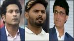 ICC WTC final : সচিন...সচিন...সচিনের মাঝে সৌরভ-দ্রাবিড়ের নাম, পন্থের মুখে নেই ধোনি বন্দনা