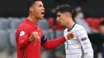 Euro 2020 : গোসেন্সের প্রত্যুত্তরের দিনেও রোনাল্ডোর বুটে রেকর্ডের ফুলঝুরি, কী বলছে পরিসংখ্যান?