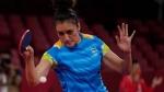 Tokyo Olympics : দ্বিতীয় রাউন্ডে পিছিয়ে গিয়েও দুর্দান্ত প্রত্যাবর্তন মনিকার, শেষ গেমে জয় হাসিল
