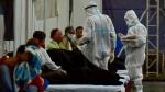 ২৪ ঘন্টায় বাংলায়  করোনা সংক্রমণ বৃদ্ধির হার ২৭.১৯%, সক্রিয় রোগীর সংখ্যা বৃদ্ধি ১১ জেলায়
