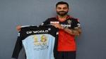 IPL 2021: বিরাটের আরসিবি-র জার্সির রং কেন নীল, কেকেআর ম্যাচের জার্সি কেন নিলামে উঠবে জানেন?