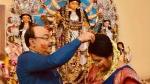বৈশাখীর সিঁথি রাঙিয়ে স্ত্রী রত্নার প্রশ্নের জবাব দিলেন 'স্বামী' শোভন, তরজা তুঙ্গে