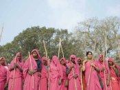 গুলাবি গ্যাংগ-এর নজর এখন গুলাব গ্যাংগ-এর উপর