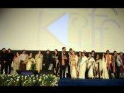 (ছবি) কলকাতা আন্তর্জাতিক চলচ্চিত্র উৎসবে বলিউড-টলিউড মিলেমিশে একাকার