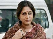 'পদ্মাবত' নিয়ে বিস্ফোরক রূপা গাঙ্গুলি