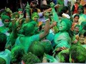 ৪৪ বছর পর প্রথম পঞ্চায়েত তৃণমূলের, নেতা-কর্মীদের আনন্দ-উল্লাস দেখুন ভিডিওয়