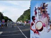 বিশ্বের দরবারে মমতার বাংলা, দুর্গা কার্নিভালের 'মেগা শো'তে 'পুজো শেষে ঠাকুর দেখা'
