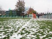 আইলিগ ২০১৮: ঐতিহাসিক ক্ষণ! ভূস্বর্গের তুষারাবৃত মাঠে প্রথমবার জমজমাট ভারতীয় ফুটবল