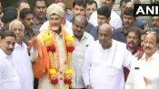 'অকালে ভোট করতে হবে কর্ণাটকে', দাবি থোদ মুখ্যমন্ত্রীর বাবার