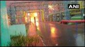নবি মুম্বইয়ে ওএনজিসি প্ল্যান্টে বিধ্বংসী অগ্নিকাণ্ড! কমপক্ষে ৫ জনের মৃত্যুর আশঙ্কা