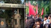 যাদবপুরে পতাকা ছেড়ার অভিযোগ এসএফআইয়ের বিরুদ্ধে