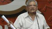 সীতারাম ইয়েচুরি যাবেন রাজ্যসভায়! দু-বছরের নাটকের অবসান, সিপিএমকে ধরতেই হল 'হাত'