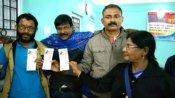 বৌভাতের মেনুকার্ডে জায়গা পেল নাগরিকত্ব আইন, কৌতুহল রায়গঞ্জে
