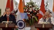 পাকিস্তানের মন জয় করতে রাষ্ট্রসংঘে তুরস্কের 'কাশ্মীর জপ', এরদোয়ানকে পাল্টা বার্তা ভারতের