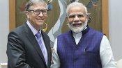 'গোটা বিশ্বের জন্য করোনা ভ্যাকসিন তৈরিতে সক্ষম ভারত', বলছেন বিল গেটস