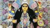 করোনার মার, জৌলুসহীন জগদ্ধাত্রী পুজো আয়োজনের আশঙ্কা