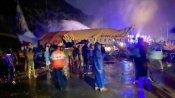 দুর্ঘটনাগ্রস্ত বিমানযাত্রীদের মধ্যেও করোনা আক্রান্তের খোঁজ, কোয়ারেন্টাইনে সব উদ্ধারকারী