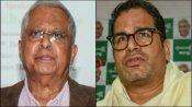প্রশান্ত কিশোর 'মহিলা'র আঁচল ধরে ঘুরছেন! 'আসল' কারণ দর্শালেন তথাগত রায়