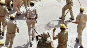 একাধিক ইস্যুতে আলিপুরে ভারতীয় মজদুর সংঘের প্রতিবাদ বিক্ষোভ