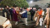 LIVE ২ দিনের সফর শেষে দিল্লি ফিরলেন অমিত শাহ