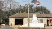 শুভেন্দু এখন বিজেপিতে, নেতাইয়ের শহিদ বেদীতে উড়ল বিজেপির পতাকা