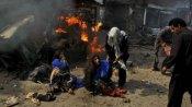 আফগানিস্তানে অব্যাহত তালিবান হানা, ফের ভয়াবহ গাড়ি বোমা বিস্ফোরণে কেঁপে উঠল কাবুল